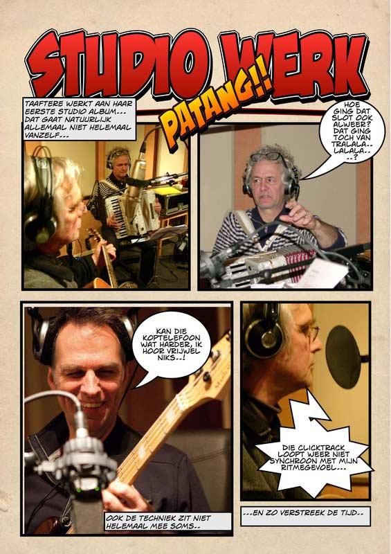 akoestische opnamestudio studiobizz