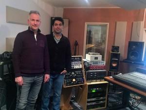 Mohammad Motamedi - zanger - Wereld muziek