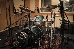 Drum opnames