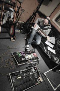 gitarist opnames
