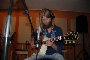 akoestisch gitaar opnames