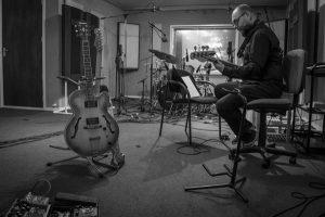 Blues gitaar opnames