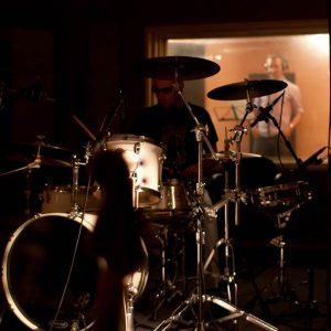 zang en drum opnames