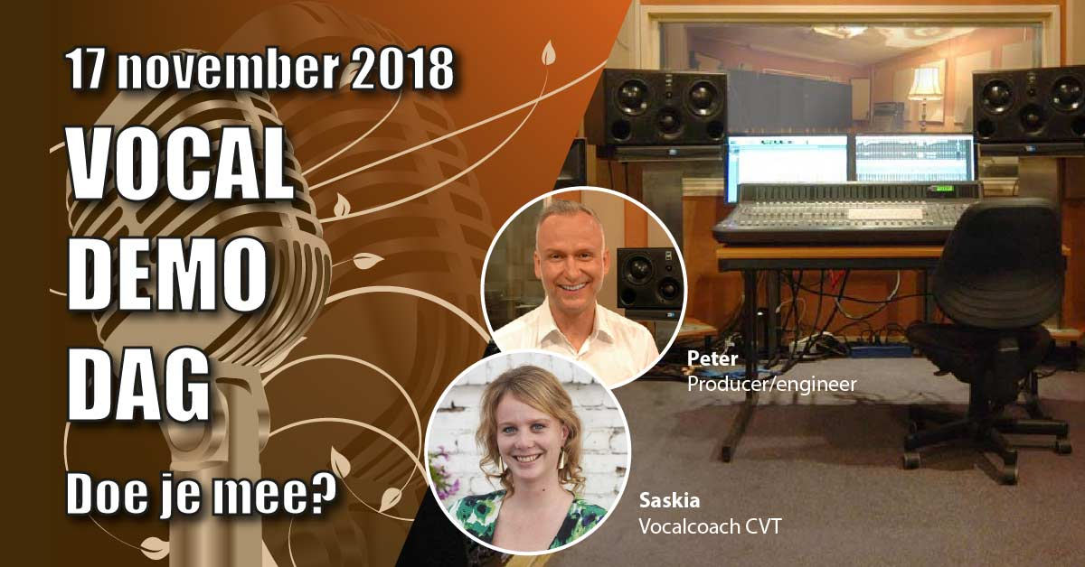 Vocal Demo Dag 17 november 2018